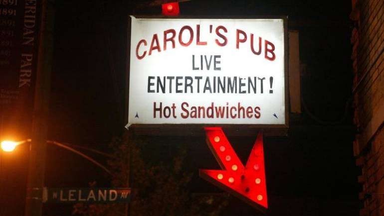 Carol's Pub Community Meeting – Thursday, March 1 at Truman College