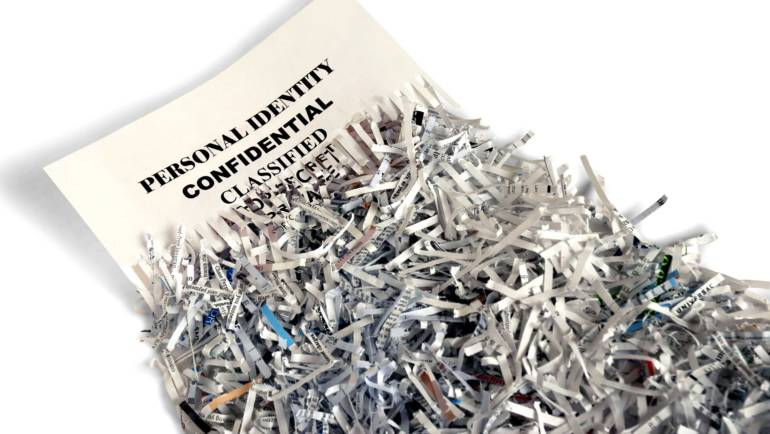 46th Ward Paper Shredding