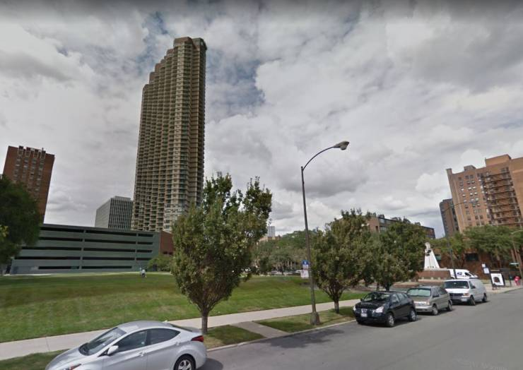 Potential Development at Lake Shore Dr. and Waveland