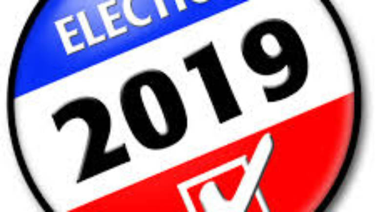 2019 Runoff Election Day – April 2