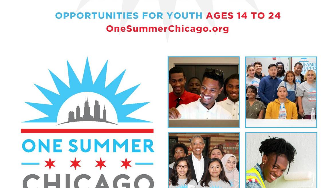 Jobs For Youth Ages 14-24
