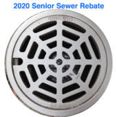 Changes to Senior Sewer Rebate submission process as of January 2020