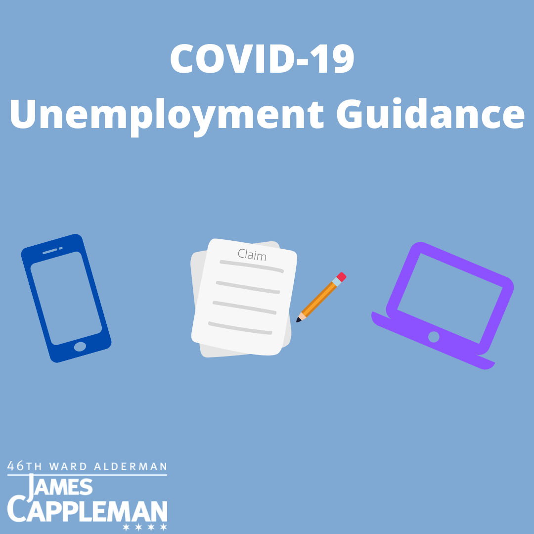 COVID-19 Unemployment Guidance